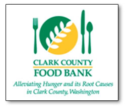 Clark County Food Bank logo